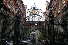 Old Scotland Yard London