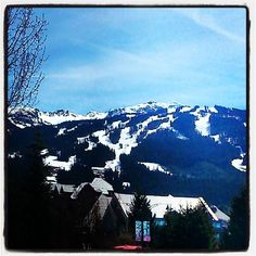 Blackcomb Mountain on a winter day! nitalakelodge's photo on Instagram