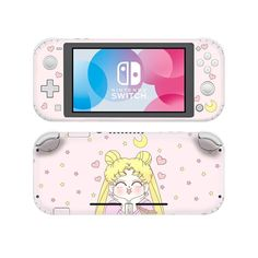 Accessorize your Nintendo Switch with one of these cute Sailor Moon skins.Compatible Brand/Model: NintendoFit for: Nintendo Switch Lite Nintendo Switch Case, Nintendo Switch System, Sailor Moon, Nintendo Switch Accessories, Painted Canvas Shoes, Switch Covers, Cute Gif, Hello Kitty, Geek Stuff
