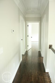 Floor Stain: 50% Minwax Ebony, 50% Minwax Dark Walnut