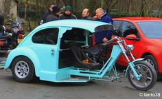 vw Trike | Flickr - Photo Sharing!