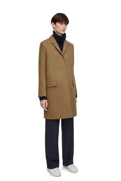 Arket's Heavy Wool Coat