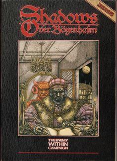 WFRP: Shadows Over Bögenhafen ~ Games Workshop (1987)