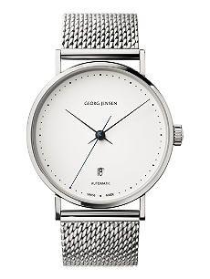 GEORG JENSEN Koppel stainless steel watch 41mm