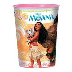 Disney Moana Party Cup