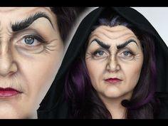 Disney Inspired 'Witch' MakeUp For Halloween | Shonagh Scott | ShowMe MakeUp - YouTube