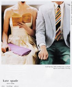 Kate Spade New York | Ads of the Past | B.A.S Blog