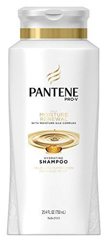 Pantene Shampoo Daily Moisture Renewal 254 Ounce 751ml 3 Pack -- Read more reviews of the product by visiting the link on the image.(This is an Amazon affiliate link and I receive a commission for the sales)