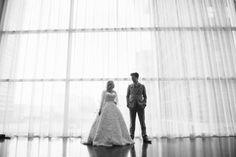 Francesca + Chris Loews Philadelphia Wedding 2013