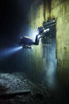 Image result for Ojamo Mine , Lohja /Finland