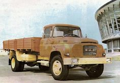 DAC (Romania) Classic Trucks, Classic Cars, Automobile, Cars And Motorcycles, Antique Cars, Roman, Monster Trucks, Retro, Vehicles