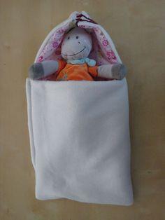 Tuto nid d'ange pour poupée