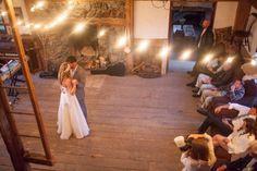 Lodge Wedding California