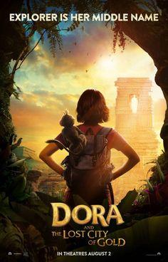 愛探險的Dora:勇闖黃金迷城/朵拉與失落的黃金城(Dora and the Lost City of Gold)poster
