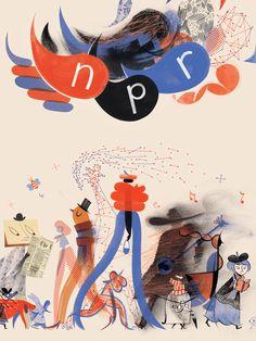NPR Calendar - Roman Muradov