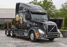 Volvo Trucks Pays Tribute to Military Heroes