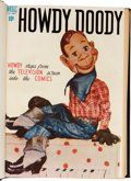 Howdy Doody on the cover of Dell Comics 1950