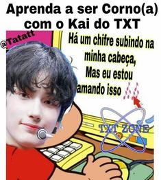 K Pop, Kai, Kpop Memes, Fandom, Jhope, Humor, Mini Albums, My Love, Words