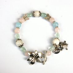 PCOS Fertility Bracelet - probably wouldn't do much but maybe wearing it would be a good reminder to stay positive.