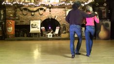 Homegrown Honky Tonk Partner Dance Demo