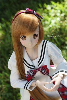 Mirai Suenaga Smart Doll by S o l e i l ✿