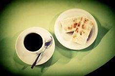 Half-hearted breakfast