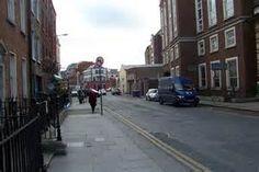 Dublin -Fenian Street