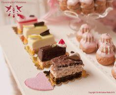 Hummingbird Miniatures: desserts