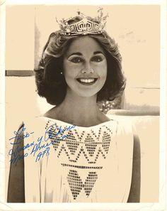 Miss America 1978, Susan Perkins