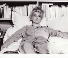 Catherine Deneuve on the set of La Chamade Catherine Deneuve, Audrey Hepburn, Marilyn Monroe, Romain Gary, Pajamas All Day, Image Mode, Stay In Bed, French Actress, Current Mood