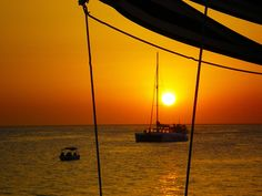 Ibiza, Sea, Sunset, Water, Boat, Sailing, Colour, Blue, Orange, Yellow, Happy, Paradise, Wall Art, Picture, Home Decor by PhotosbyAnnaMarie on Etsy https://www.etsy.com/listing/232057472/ibiza-sea-sunset-water-boat-sailing