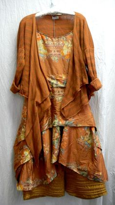 Farb-und Stilberatung mit www.farben-reich.com Great print in Mango from Krista Larsen - Kati Koos