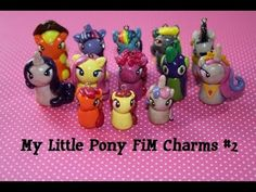 My Little Pony FiM Charms #2