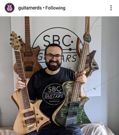 """SBC Guitars on Instagram: """"Have you ever seen a more beautiful face? I mean, yes, of course you have, but fortunately you don't have to look at it! I'm pleased to say…"""""""