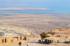 Mar Morto e Masada: spettacoli della natura