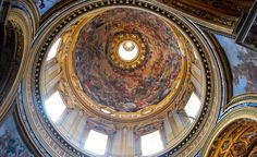 """""""This was taken in a cathedral at Piazza Navona in Rome, Italy."""" (From: 25 Beautiful Photos of Rome)"""