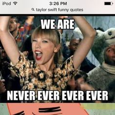 #TaylorSwift - Google+   Forever and never...