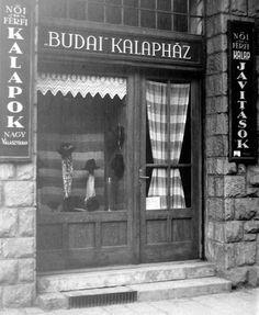 Retek utca 5., Budai kalapház.