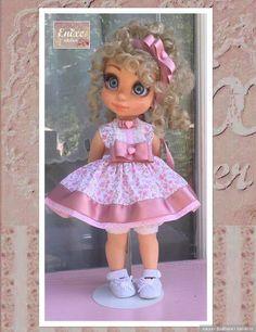 Ariel Enixeatelier custom ooak Disney animator by Enixeatelier on DeviantArt Girl Dolls, Baby Dolls, Disney Animators Collection Dolls, Disney Animator Doll, Fancy Nancy, Custom Dolls, Doll Clothes, Harajuku, Cinderella