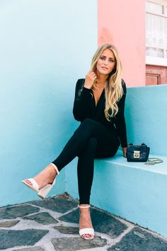 Janni Deler - She is stunning!