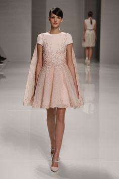 Georges Hobeika | Couture Spring-Summer 2015 | Look 35