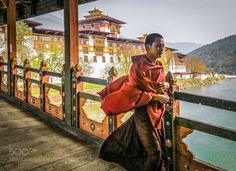 Punakha Dzong by sukchookim.