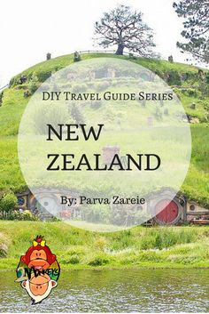 DIY Travel Guide to New Zealand. Long known to be an expensive place to visit, New Zealand still remains largely unspoilt and visiting this beautiful country will make you feel like you have stepped back in time. #TravelGuide #NewZealand #TwoMonkeysTravel