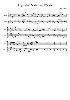 Sheet music made by mayeraus41 for 2 parts: Violin