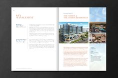 Goodland Group Limited Annual Report 2014 on Behance