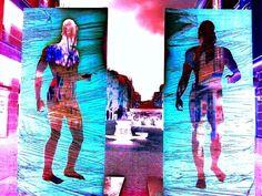 I Bronzi di Riace Arte Digitale Immy Dany B.