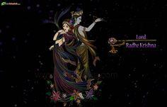 krishna wallpaper, Hindu wallpaper, Lord Radhe Krishna Wallpaper, Download wallpaper, Spiritual wallpaper - Totalbhakti Preview