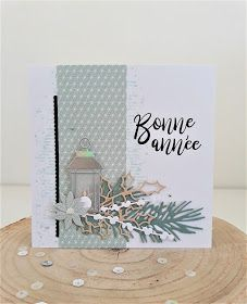 Les Cartes de Nad: Vos cartes! Homemade Christmas Cards, Christmas Cards To Make, Xmas Cards, Christmas 2019, Square Card, Winter Cards, Creative Cards, Flower Cards, Stampin Up