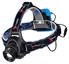 Xtreme Bright® Pro Series X55 LED Headlamp - Ultimate in camping headlamps >>> Want to know more, click on the image.