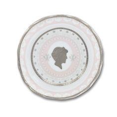 Princess Diana cameo bonbon dish - Historic Royal Palaces online gift shop